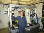 Ilavsky at the beamline II