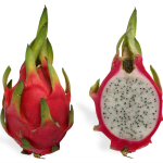 A red Pitaya. CC-licensed from Wikipedia.