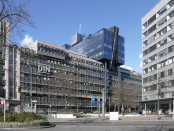 """DIN-Sitz Berlin"" by Standardizer - eigene Arbeit – own work. Licensed under GFDL via Commons - https://commons.wikimedia.org/wiki/File:DIN-Sitz_Berlin.jpg#/media/File:DIN-Sitz_Berlin.jpg"