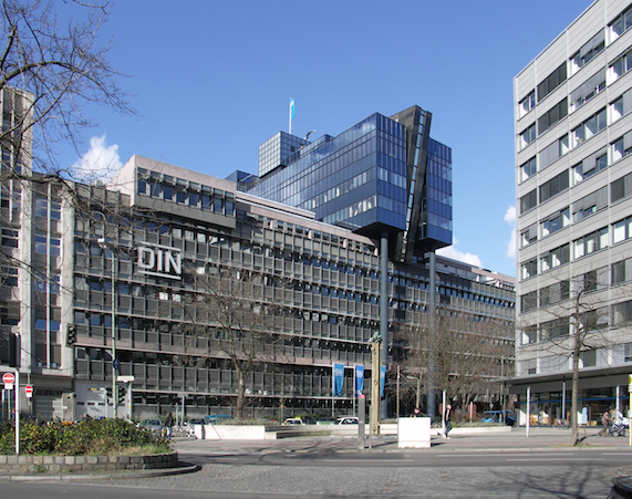 """DIN-Sitz Berlin"" by Standardizer - eigene Arbeit – own work. Licensed under GFDL via Commons - https://commons.wikimedia.org/wiki/File:DIN-Sitz_Berlin.jpg#/media/File:DIN-Sitz_Berlin.jpg"