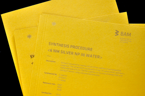 Engraved folders