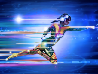 Is this you? CC0-licensed image, source: https://pixabay.com/en/superhero-girl-speed-runner-534120/
