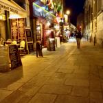 An evening in Paris.