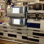 Javier's bought the entire catalog of chromatography equipment for you to play with.