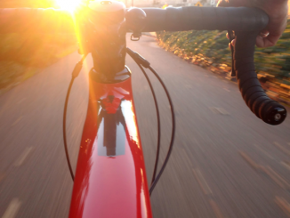 Ludicrous speed. CC0-licensed image. Source: https://pixnio.com/sport/biking-sport/bicycling-bike-travel-vehicle-race-road-speed-street-sun